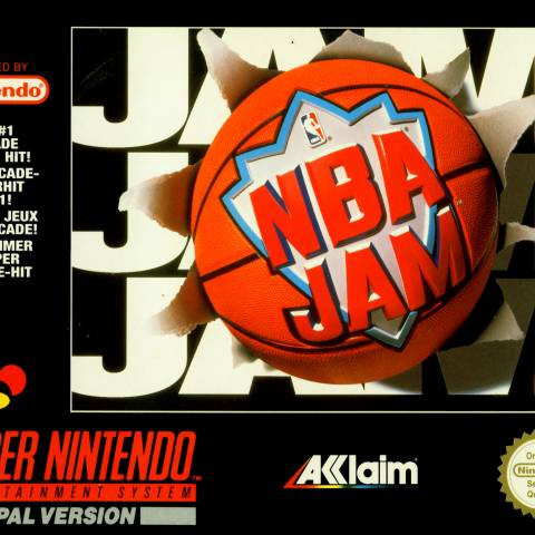 NBA Jam SNES