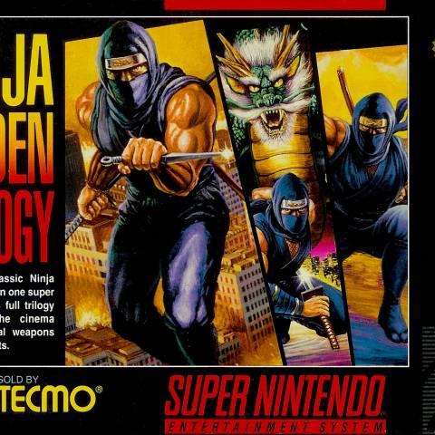 Ninja Gaiden Trilogy SNES