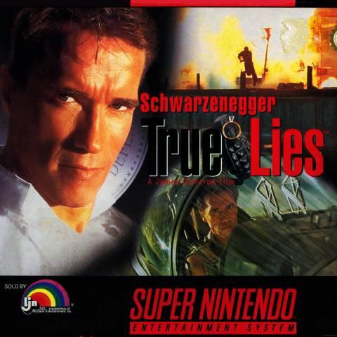True Lies SNES- ROM