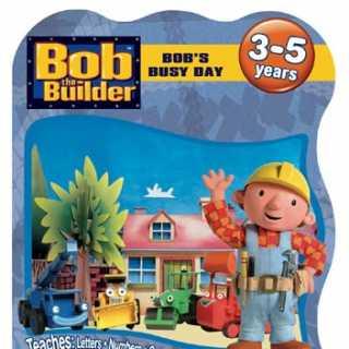Bob The Builder: Bob's Busy Day