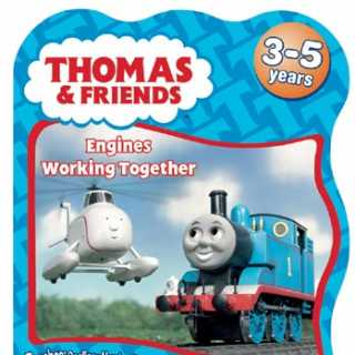 Thomas and Friends: Engines Working Together