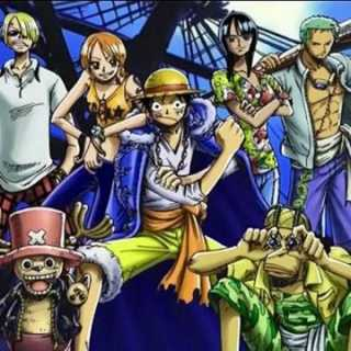 The One piece gang