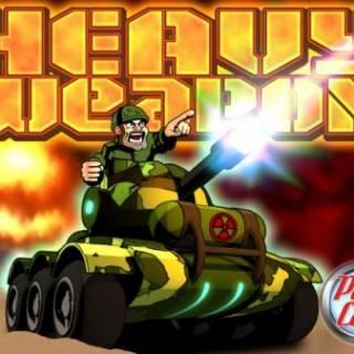 Logo/Boxart for Heavy Weapon