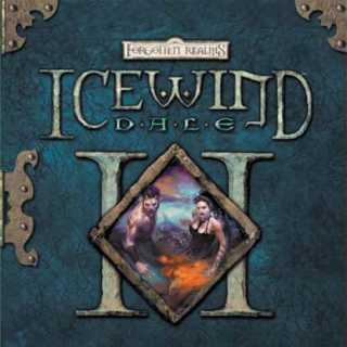 Icewind Dale II Box Art