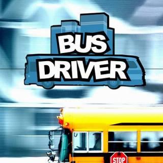 Bus Driver Box Art.