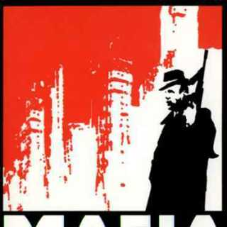 North American box art for Mafia (PC)