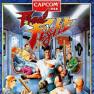 FINAL FIGHT AMIGA