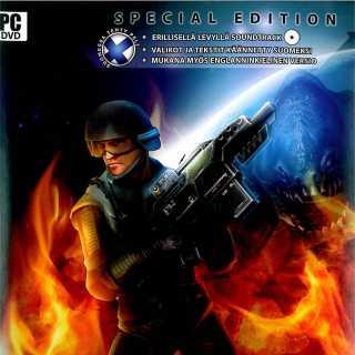 SGS Survivor Special Edition front cover