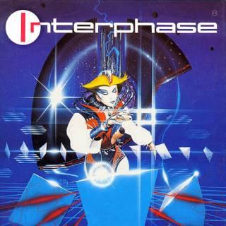Interphase Atari ST box front