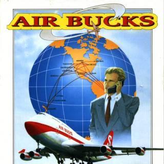 Air Bucks Atari ST box front