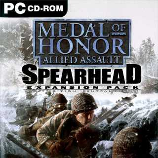 MoH Spearhead front