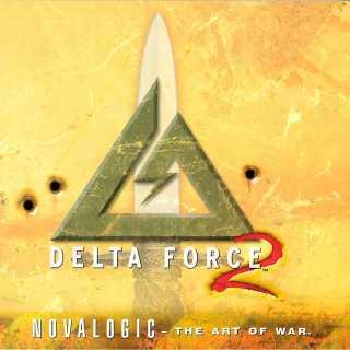 Delta Force 2 CD case
