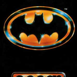 Batman: The Movie Atari ST box front