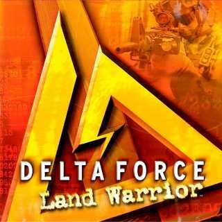 Delta Force Land Warrior CD case