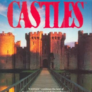 Castles Atari ST box front