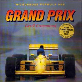 F1 Grand Prix front