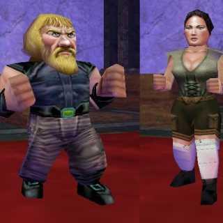 EverQuest Dwarves (Old)