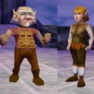 EverQuest Gnome (Old)
