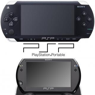 PSP Main Models