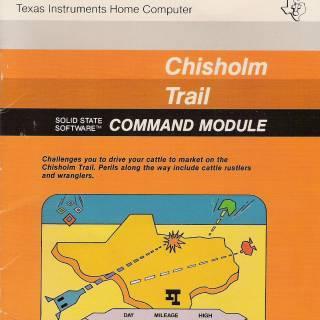 Chisholm Trail Box Art