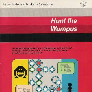Hunt the Wumpus Box Art