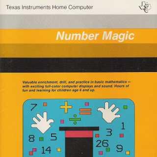 Number Magic Box Art