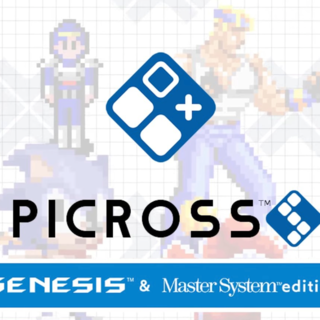 Picross S: Genesis & Master System Edition