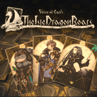 Voice of Cards: The Isle Dragon Roars