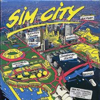 Original SimCity Advertisement