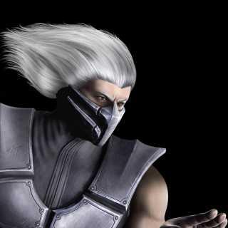 Smoke MK 2011 VS character pose