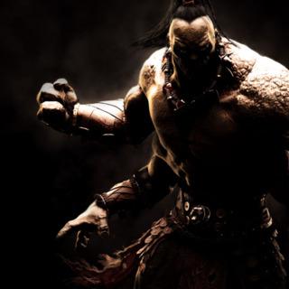 Goro Mortal Kombat X MKX