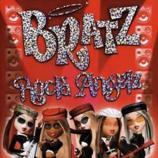 Bratz: Girls Really Rock- Box Art