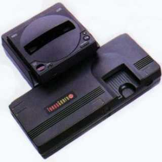 TurboGrafx CD