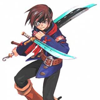 Vyse (Official Art)