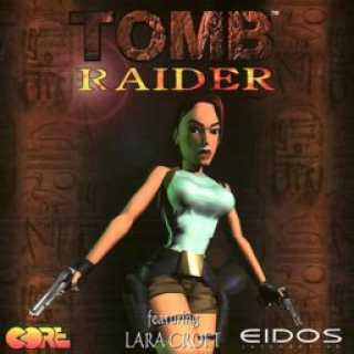 Front cover of Tomb Raider (EU) for PC