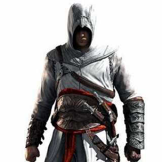 Altaïr, from Assassin's Creed