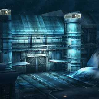 Shadow Moses, as seen in Super Smash Bros. Brawl
