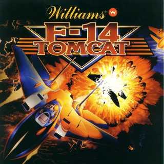 F-14 Tomcat promotional flyer