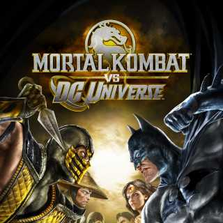 MK vs. DCU non-platform specific cover art