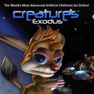 Creatures Exodus box art