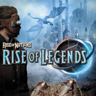 Rise of Legends box art