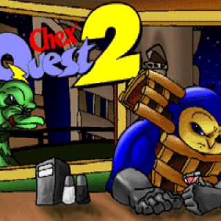 Chex Quest 2 title card