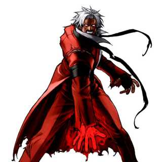 Ultimate Rugal the ultimate in cheap bosses.