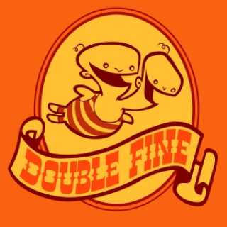 The Double Fine Productions logo