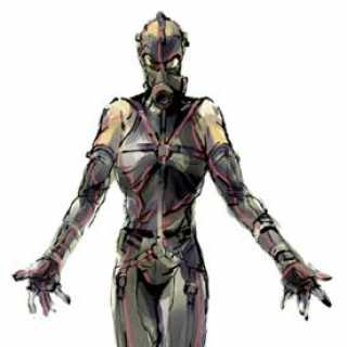 Pyscho Mantis, Metal Gear Solid