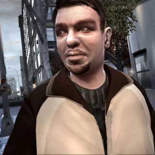 Roman Bellic, Grand Theft Auto IV