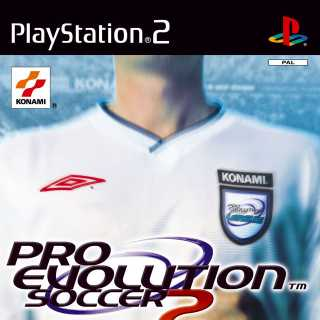 PS2 PAL cover