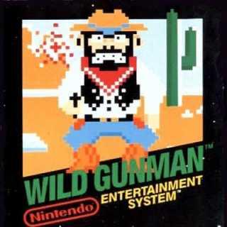 Wild Gunman Box Art