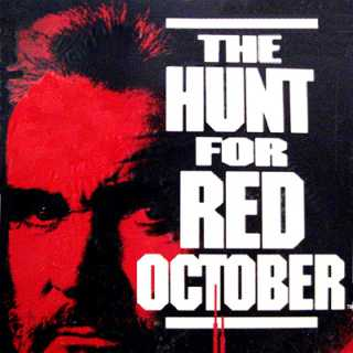 The Hunt for Red October Box Art
