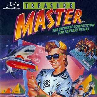 Treasure Master Box Art